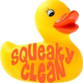 squeaky-clean