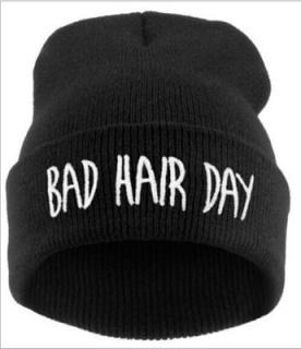 Bad hair day hat