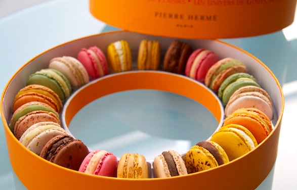 Tasty Tempting Thursday Or Wicked Wednesday!  ; Mamma M-M-Mia! It's Mmm Macarons